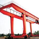 Козловой кран 50 тонн