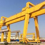 Козловой кран 60 тонн