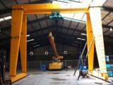 Козловой кран 12,5 тонн