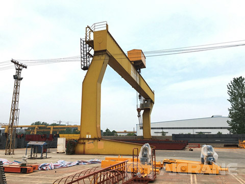 Купить 5 тонн кран козловой цена завода в Китае